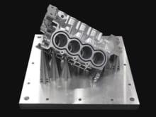 V8エンジンブロック